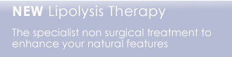 Find out more about our Lipolysis Therapy treatment